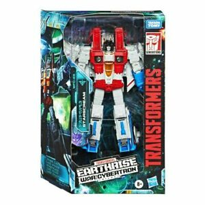 Transformers War For Cybertron Earthrise Voyager Starscream - New dented box