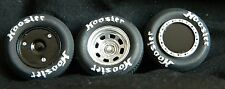 1:25 scale Dirt Modified Resin Wheels, bead lock, mud plug and tire set !!!!!