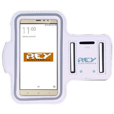 "Brazalete Deportivo para IPHONE 6  4,7"" Reflectante Blanco s183"