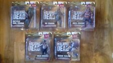 The Walking Dead Series 2 Complete Set 5 Figures McFarlane