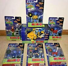 BUTT-UGLY MARTIANS HASBRO CARDED FIGURE COLLECTION - 1990's - COMPLETE SET