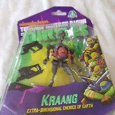 Nickelodeon Teenage Mutant Ninja Turtles Kraang Action Figure. Caja sin abrir.