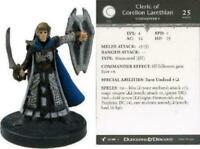 D&D -  CLERIC OF CORELLON LARETHIAN  #18  (Harbinger Series - RARE with CARD!!)