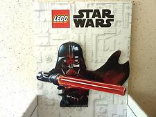 LEGO STAR WARS 20 YEARS DARTH VADER DISPLAY REGAL PROMOTIONAL SHELF 1999 - 2019