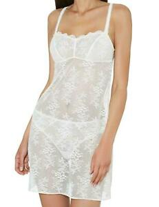 Aubade A L'amour Nightie Nightdress DA40 Nacre Luxury Nightwear Size 1 X-Small