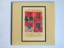Festival TILE ~ New Orleans Jazz & Heritage Fest ~ Art4Now ~ 1989 Fats Domino