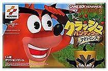 Crash Bandicoot Advance [Japan Import] - Nintendo GameBoy Advance