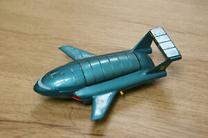 Vintage Dinky Thunderbird 2 and 4 - great condition! 1967-73