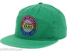 VANS Rotund Snapback Baseball Style Cap Hat  OSFM