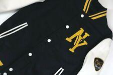 Vintage Style New York Letterman Jacket Jersey Varsity Men's Size Small
