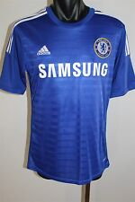 CHELSEA FOOTBALL CLUB JERSEY SHIRT MEN'S SMALL ADIDAS SOCCER GEORGIA 23