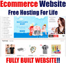 Website For Sale - eCommerce - Make Money Online - Affiliate - Online Business