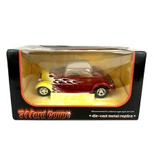 Wix Filters 34' Ford Coupe Die Cast Metal Car - 1:25 Scale - 2002