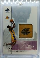 2000-01 SP Game Floor Authentic All Star Game Floor, Kobe Bryant #KB, Rare !