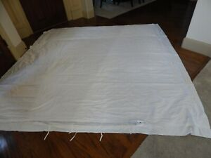 101 x 100 Queen COZY EARTH Viscose from Bamboo Fabric Duvet Cover!
