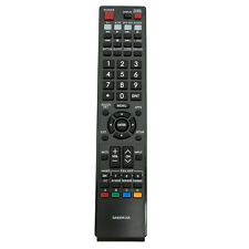 GA935WJSA Replace Remote for Sharp AQUOS TV LC-70LE734U LC-40LE830U LC-70LE733U