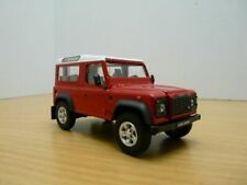 LAND ROVER DEFENDER 90 rouge 1/43