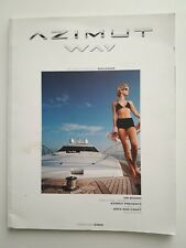 Azimut Way February 2005 Magazine on board