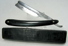 "1850 George Wostenholm ""Doubly Carbonized I-XL"" Frameback Straight Razor Box"
