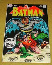 Batman #209 very fine 8.0
