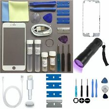 Apple iPhone 6 Plus Sustitución Pantalla Delantero Reemplazo De Cristal Kit