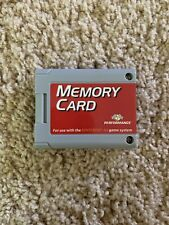 Performance Brand Memory Card for Nintendo 64 N64