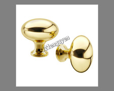 IKEA ENERYDA Knob, Brass Color, 2 pack, drawers, cabinets, kitchen - NEW - 1 3/8