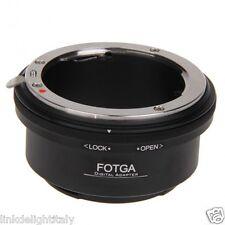 Adapter for Nikon G F AF-S AIS Lens to Sony NEX-5 NEX-7 E Mount Camera
