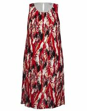 Viscose Hand-wash Only Plus Size Maxi Dresses for Women