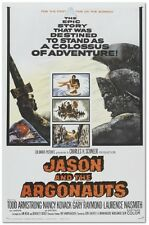 Jason and the Argonauts - Ray Harryhausen - A4 Laminated Mini Movie Poster