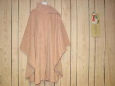 NWT NWOT Ladies,Womens,Cape,Cloak,Coat,Camel,Style,Evening wraparound scarf w/ b