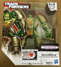 Transformers IDW GENERATIONS BEAST WARS RHINOX VOYAGER THRILLING 30 30TH SEALED