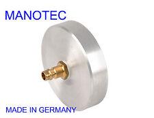Manotec Adapter Nr.75 Aluminium Bremsenentlüftungsgerät pass. Modelle Subaru uvm