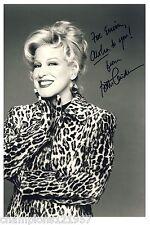 Bette Midler ++Autogramm++ ++TOP++