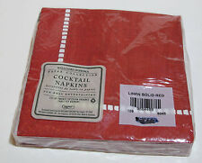 Paño de red y conchas Azul Caspari Paper Servilletas 20 Pack 33 cm Sq 3 capas
