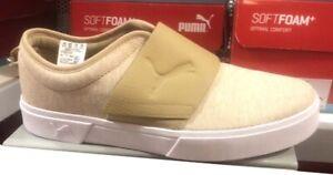 PUMA Men's El Rey II Slipon Woven Sneakers