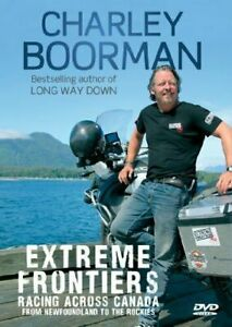 Charley Boorman: Extreme Frontiers Racing Across Canada Dvd New & Factory Sealed