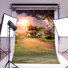 3X5FT Fairy Tale Theme Vinyl Photography Backdrop Background Studio Props DT216