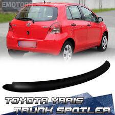 TE22205 Window Visors Vent Wide Deflectors For Toyota Yaris Hb 5d 2005-2011