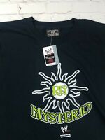 VTG Vintage WWE Wrestling Rey Mysterio Steve & Barry's T Shirt Mens Tee Sz XXL