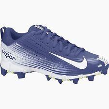 Nike Vapor Keystone 2 Stealth Mens Baseball Cleats  684698-410 Blue Size 11