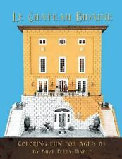 Le Chateau Bidaine : Coloring Fun for Ages 8+ by Suze Perry-Hinkle (2013,...