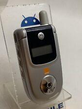 Motorola V220 - Silver (Unlocked) Mobile Phone