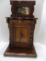 Murphy Bed  Wood/ Mattress RARE!! Antique Salesman Sample Wonderful Condition