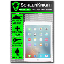 ScreenKnight Apple iPad Pro 9.7 Front Screen Protector invisible Military Shield