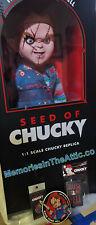 In Stock Trick Or Treat Studios Chucky Seed Of Chucky Good Guys Doll KickStarter