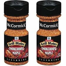 McCormick Grill Mates Smokehouse Maple Seasoning 2 Bottle Pack