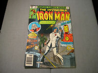 Iron Man #125 (1979 Marvel) 1st Cover Appearance of Rhodey Rhodes MID GRADE READ