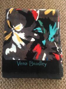 Vera Bradley Beach Towel Splash Floral LARGE 66x33 New w/ tags