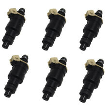 Set of 6 Fuel Injectors A46-00 Fits 1981-1985 Nissan Datsun 280ZX 300ZX 2.8L L6